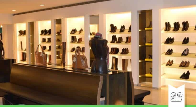in de schoenenwinkels van timmermans