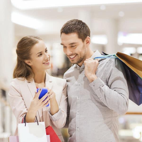 Mobile shopping - Tilroy