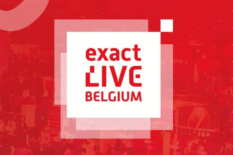 exact live belgium 2018