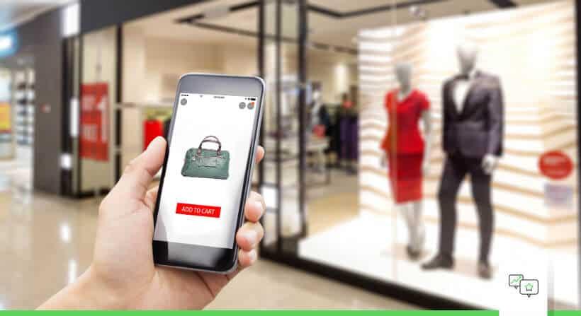 In-store technologie nodig om toekomst van de winkel te verzekeren