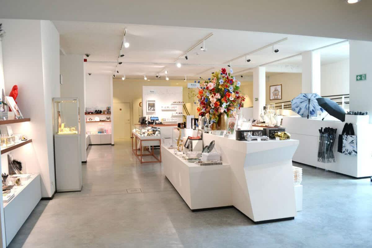 diva museaum shop: winkelbeeld