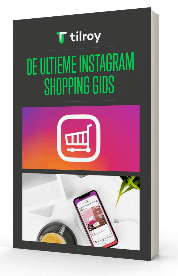 instagram shopping gids cover afbeelding