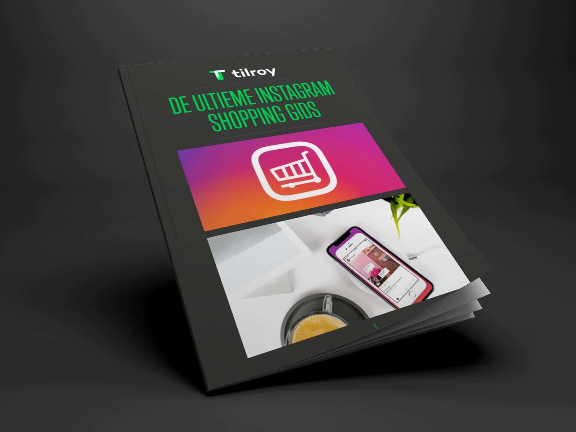 instagram shopping gids cover