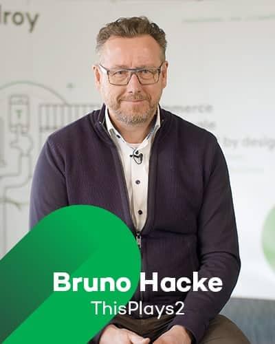 Bruno Hancké van ThisPlays2 bij Retail Koplopers