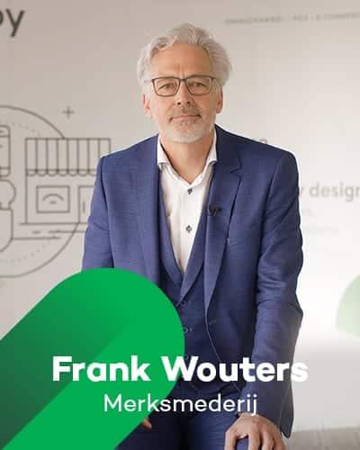 Frank Wouters van de Merksmederij bij Retail koplopers