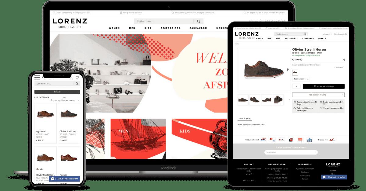 lorenz schoenenwinkel webshop
