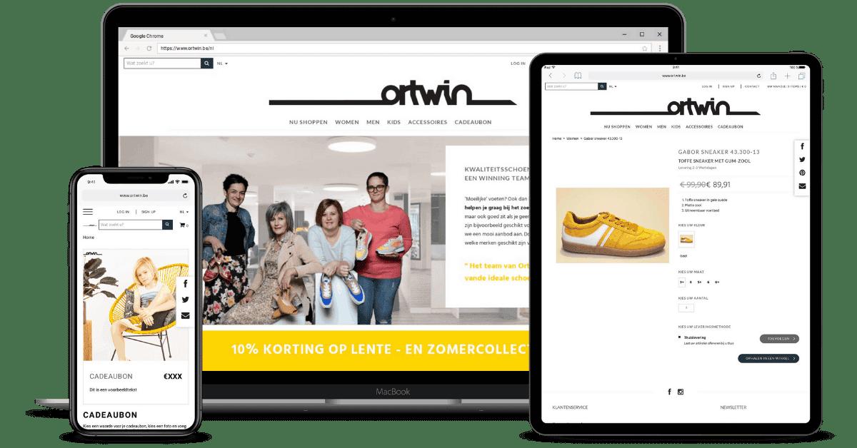 ortwin schoenenwinkel webshop